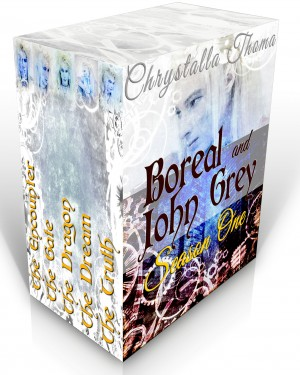 Boreal and John Grey (Season 1 Boxed Set)