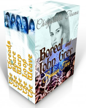 Boreal and John Grey (Season 2 Boxed Set)