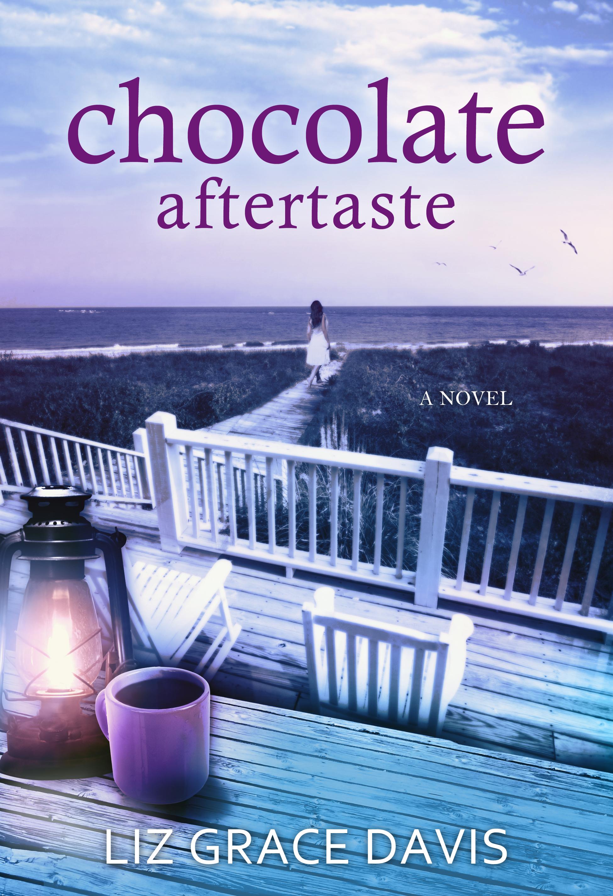ChocolateAftertaste-LizGraceDavis-Cover