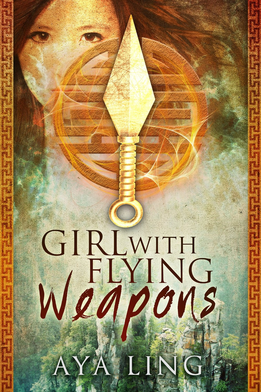 GirlFlyingWeapons